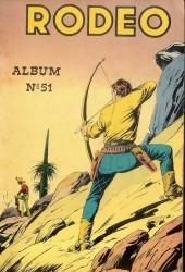 Rodéo -REC051- Album N°51 (du n°271 au n°274)