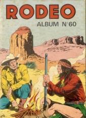 Rodéo -REC060- Album N°60 (du n°307 au n°310)