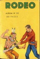 Rodéo -REC032- Album N°32 (du n°195 au n°198)