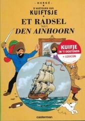 Tintin (en langues régionales) -11Ostendais- Et radsel van den Ainhoorn