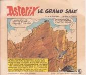 Astérix (Elf) -2- Astérix, Le grand saut