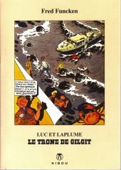 Luc et Laplume - Le trône de Gilgit