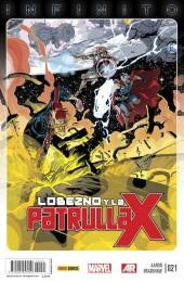 Lobezno y la Patrulla-X -21- Infinito