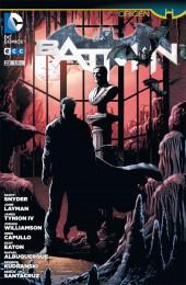 Batman (en espagnol) -22- Origen