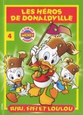 Les héros de Donaldville -4- Riri, Fifi et Loulou