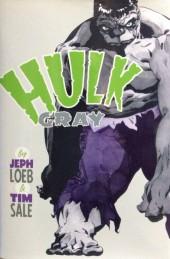 Hulk: Gray (2003) -INT- Hulk: Gray