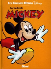Les grands Héros Disney -2- Formidable Mickey