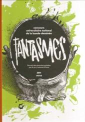 Concours universitaire national de la bande dessinée -6- 2011 - Fantasmes