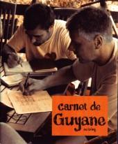 (AUT) Nicoby - Carnet de Guyane