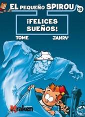 Pequeño Spirou (El) -13- ¡Felices Sueños!