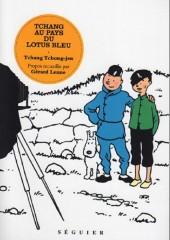 (AUT) Hergé -144a- Tchang au pays du lotus bleu