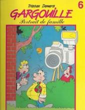 Gargouille -6- Portrait de famille