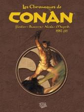 Les chroniques de Conan -14- 1982 (II)
