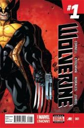 Wolverine (2014) -1- Rogue Logan Part 1