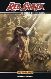 Red Sonja: Revenge of the Gods (2011) -INT- Revenge of the Gods
