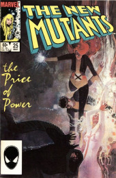 New Mutants (The) (1983) -25- The Only Thing To Fear