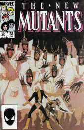 New Mutants (The) (1983) -28- Soulwar
