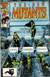 New Mutants (The) (1983) -38- Aftermath
