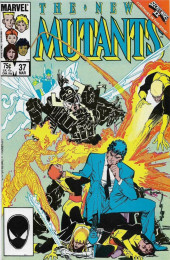 New Mutants (The) (1983) -37- If I Should Die
