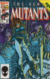 New Mutants (The) (1983) -36- Subway to Salvation!
