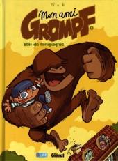 Mon ami Grompf -1a2010- Yéti de compagnie