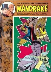 Mandrake (1re Série - Remparts) (Mondes Mystérieux - 1) -427- Le pays de l'oubli