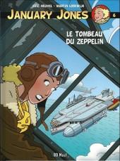 Jennifer Jones / January Jones -6TL- Le tombeau du zeppelin