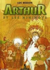 Arthur et les Minimoys - Arthur et les minimoys