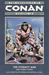 The chronicles of Conan (2003) -INT16- The Eternity War and Other Stories
