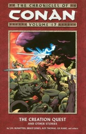 The chronicles of Conan (2003) -INT17- The Creation Quest and Other Stories