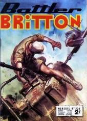 Battler Britton -334- Le balafré