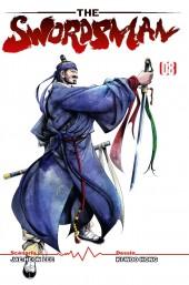 Swordsman (The) -8- Tome 8