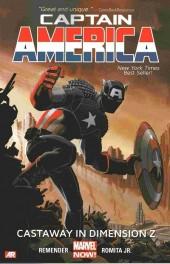 Captain America (2013) -INT01- Castaway in Dimension Z