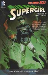 Supergirl (2011) -INT03- Sanctuary