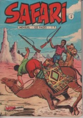 Safari (Mon Journal) -8- Le cavalier noir