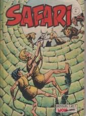 Safari (Mon Journal) -25- Sa majesté Oscar 1er