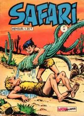 Safari (Mon Journal) -28- Les terres neuves de la brousse