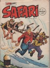 Safari (Mon Journal) -57- UNE BALLE POUR PIROULI