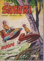 Safari (Mon Journal) -88- LE TRESOR MAUDIT