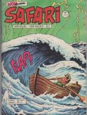 Safari (Mon Journal) -103- LES MALHEURS D OSCAR