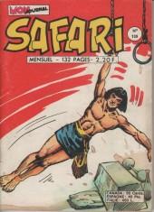 Safari (Mon Journal) -109- ATTENTION CONTAGION !