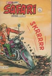 Safari (Mon Journal) -117- LE CHASSEUR SOLITAIRE