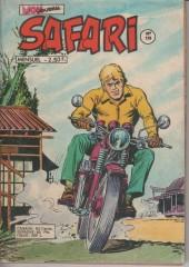 Safari (Mon Journal) -119- COMMANDO EN PERIL