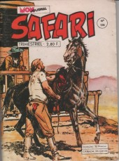 Safari (Mon Journal) -136- LA VILLE DES TROIS BLANCS