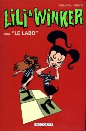 Lili & Winker -2- Le labo