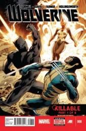 Wolverine (2013) -8- Killable part 1