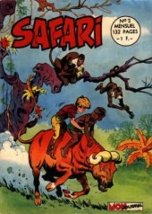 Safari (Mon Journal) -2- Chasse dangereuse