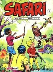 Safari (Mon Journal) -3- Les contrebandiers d'armes