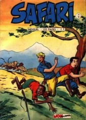 Safari (Mon Journal) -5- Des Poitrines contre les canons