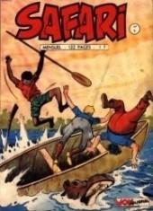 Safari (Mon Journal) -7- La chasse aux négriers